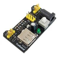 Modulo Fuente Poder 5V/3.3V Arduino Board MB-102 Breadboard