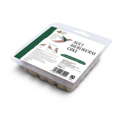 Henry Bell Suet Cake Mealworm Single x 1