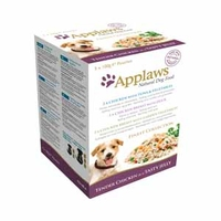 Applaws Dog Pouch - Multipack Finest Collection 100g x 5
