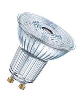 OSRAM GLASS GU10 LED 4.6W 350LM 36° 2700K DIM | LV1303.0135