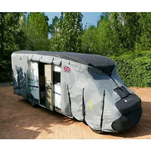 Motorhome Cover Pro (L6500) From 6.5m to 7.0m Long (Roof L 6500mm)