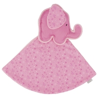Cuddle Cloth Elephant - Pink