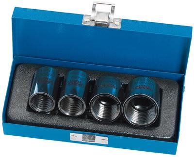 DRAPER Socket Locking Wheel Nut Set 4PC