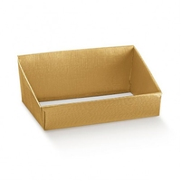 HAMPER GOLD (310x240x105) HIGH BACK 34918 (PACK 30)