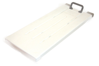 Adjustable Width Bath Board