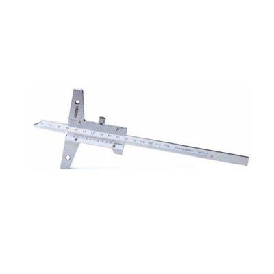 Insize 150mm Vernier Depth Calipers