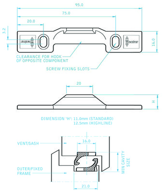 FRICTION HINGE PROTECTOR SET
