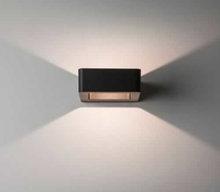 ASTRO Napier LED Wall Light Black | LV1702.0007