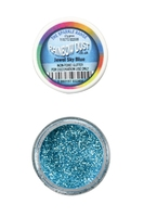 55031 R/DUST SPARKLE-JEWEL-SKY BLUE - NON EDIBLE