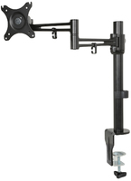 AV:Link Single Monitor Desk Mount 10-30""