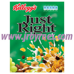 Kelloggs Just Right 500g x10