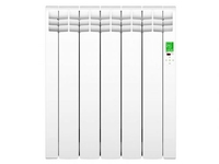 D Series White 5 elements Electric Radiator