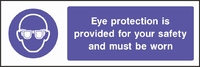 Mandatory and Personal Protective Equipment Sign MAND0006-0823
