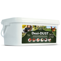 Organ-X Natural Desi-Dust 2kg x 1