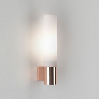 BARI POLISHED COPPER WALL LIGHT IP44