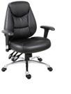 Teknik 6902 Portland Black Operator Chair