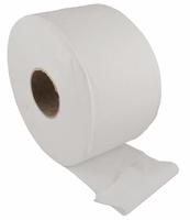 200m Mini-Jumbo Toilet Roll, 12/Case