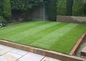 Real & Artificial Grass