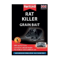 Rentokil Rat Killer Grain Bait - 1 Sachet