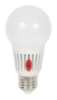 9w LED E27 GLS Dusk till Dawn Lamp