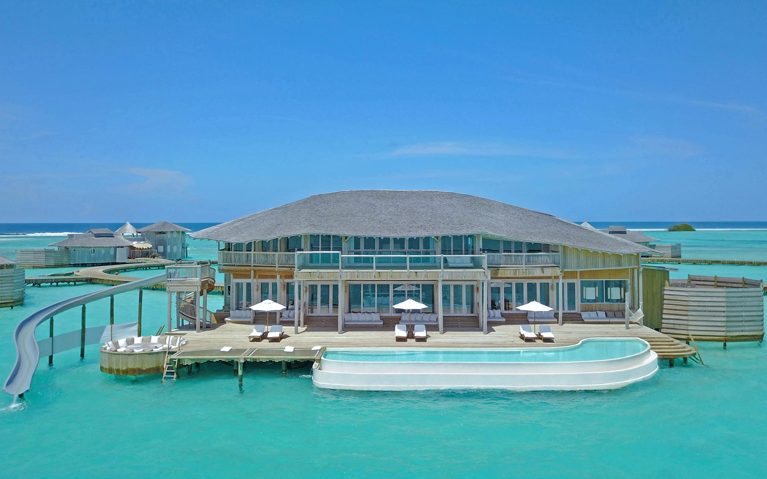 4 Bedroom Water Retreat Villa   Maldives Luxury Resort