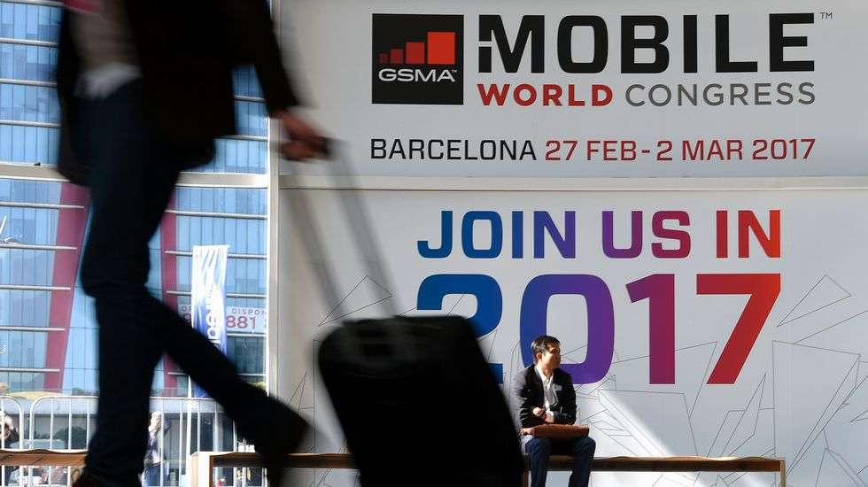 mobile, mwc, world, congress, barcelona, spain, 2017