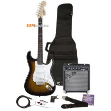 SQUIER STRAT PACK AFFINITY