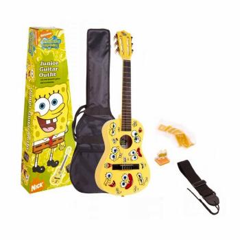 BOB ESPONJA guitarra española