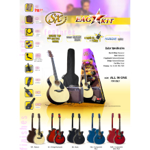SX EAG 1K PACK Electro Acústica