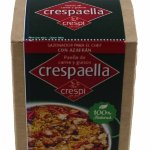 Crespaella Carne