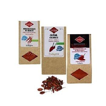 Pack especias ecológico de pimientos de Mallorca