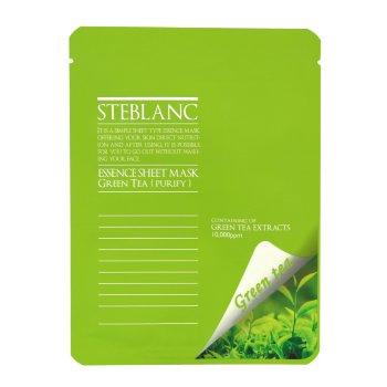 ESSENCE SHEET MASK GREEN TEA (TE VERDE)