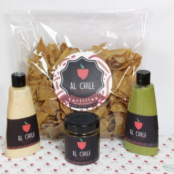 Kit Nachos Especiales