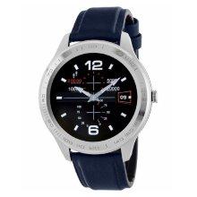 Smartwatch Marea B60001/6 Azul esfera plata