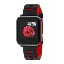 Smartwatch Marea B57002/1 Rojo/Negro
