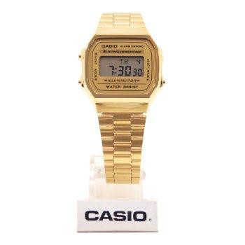 Reloj Retro Caballero Dorado