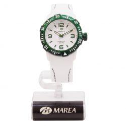 Reloj Marea blanco y verde