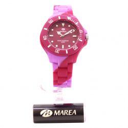 Reloj Mujer lila y rosa