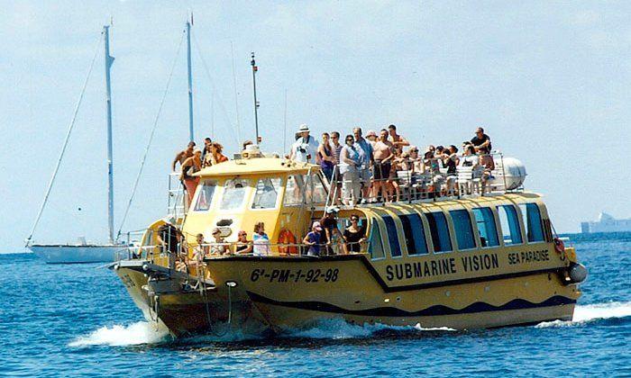 Cruceros Malgrats (Aquavision)