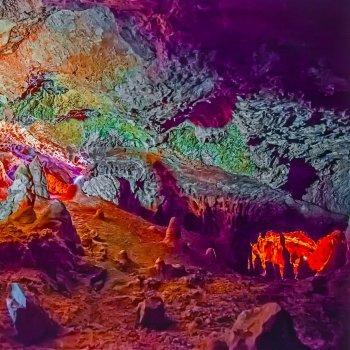 Visita Cuevas de Génova, entrada para Niño