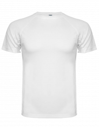 Camiseta Técnica Hombre Blanca