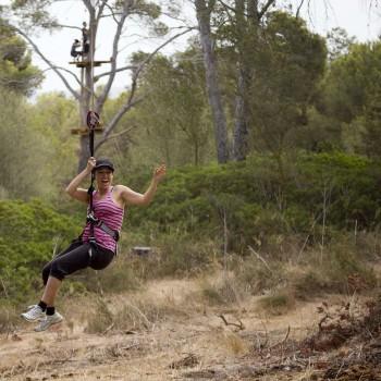 Entrada Individual - Forestal Park