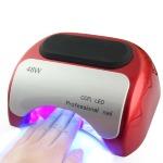 Lámpara UV profesional para manicura y uñas
