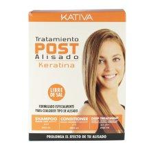 Kativa Tratamiento post Alisado Keratina