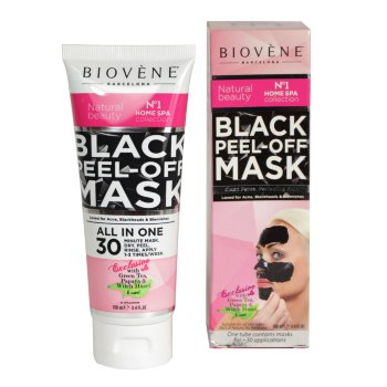 Black Peel-off Mask 100ml. Máscarilla negra facial