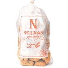 Galletas INTEGRALES SIN SAL Nerinas 250Gr