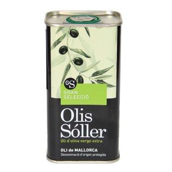 Aceite Olis Sóller en lata 250ml.
