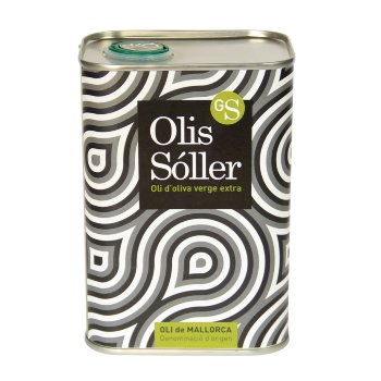 Aceite Olis Sóller en lata 750ml.