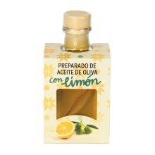 Preparado de Aceite de Oliva con Limón 100gr.