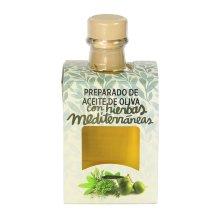 Aceite de Oliva con Hierbas Mediterráneas 100 gr.